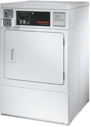 Speed Queen SFGT09  Gas Dryer, in White