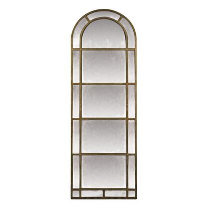 Sterling 264640M Arched Pier Series Rectangle Portrait Wall Mirror
