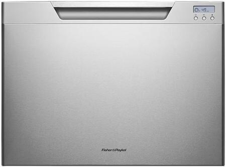 "Fisher Paykel DD24SCHTX7 24"" DishDrawer Series Drawers Semi-Integrated Dishwasher"