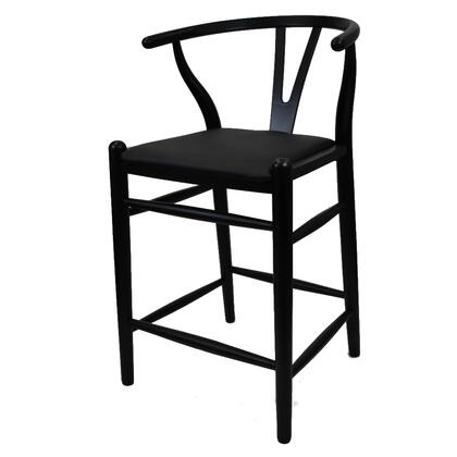 Fine Mod Imports FMI10031 Woodstring Counter Stool Chair In (Two Chairs Per Box)