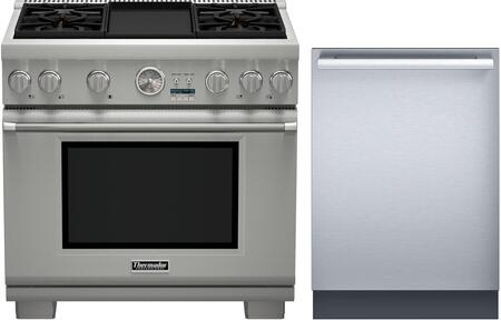 Thermador 739334 Kitchen Appliance Packages