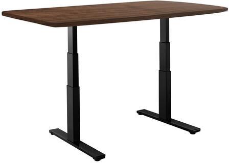 Vifah A55A10 ActiveDesk Series Computer  Wood Desk