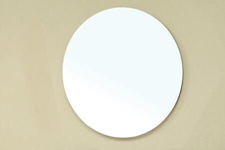 Bellaterra Home 203106MIRROR  Round Portrait Bathroom Mirror