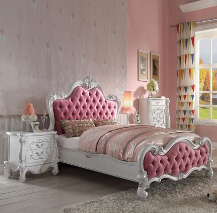 Zoom In Acme Furniture Versailles 3 Pc Bedroom Set