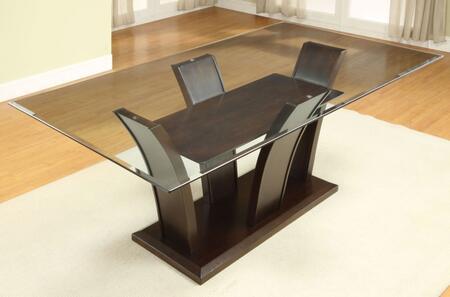 Furniture of America CM3710TTABLE