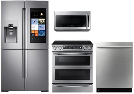 Samsung Appliance 714796 Kitchen Appliance Packages