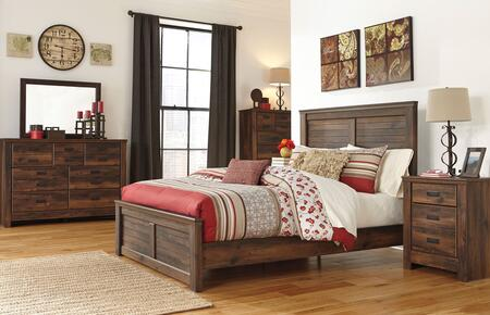 Signature Design by Ashley B246545798DMNSC Quinden Queen Bed