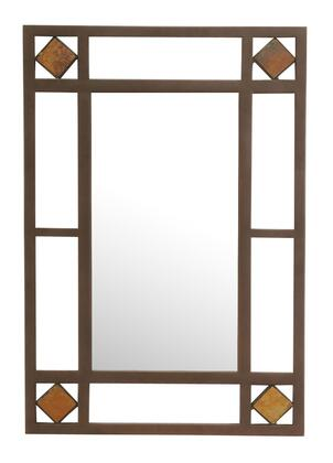 Hillsdale Furniture 4264886 Lakeview Series Rectangle Portrait Wall Mirror