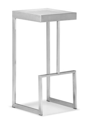 Zuo 701145 Deal Series Residential Bar Stool