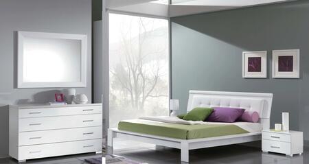 ESF Geko 5 Piece Full Size Bedroom Set