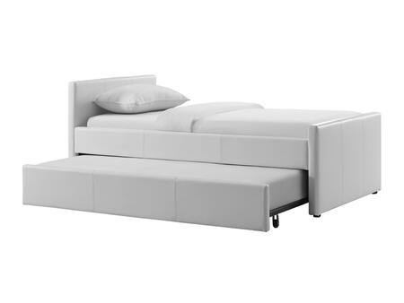 Casabianca CB14BDXLTWIN Duette Series  Twin Extra Long Size Panel Bed