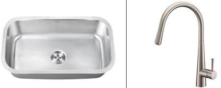 Ruvati RVC2493 Kitchen Sink