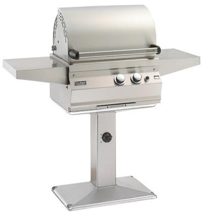 FireMagic 21S1S3P26 Post Mount Grill, in Stainless Steel