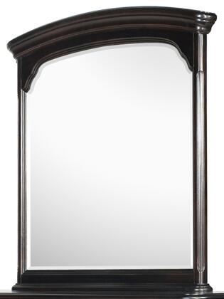 Magnussen 70650 Reflections Series Square Landscape Arched Mirror