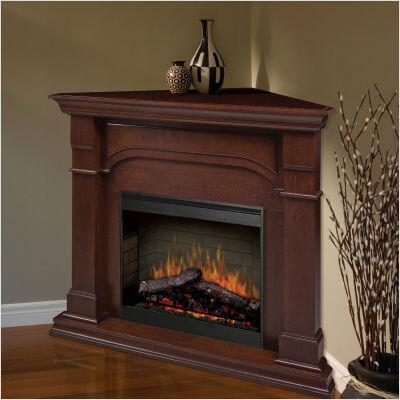 Dimplex SMP195CCST Oxford Series Vent Free Electric Fireplace
