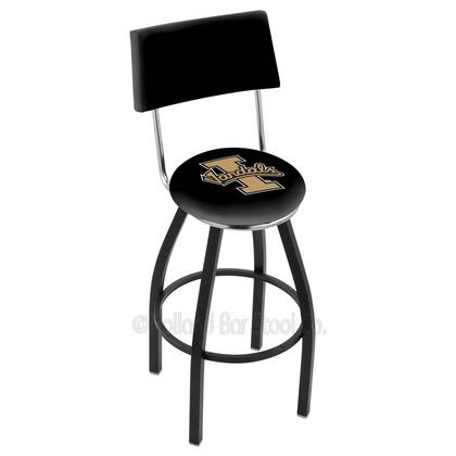 Holland Bar Stool L8B430IDAHOU Residential Vinyl Upholstered Bar Stool