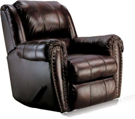 Lane Furniture 2149527542713 Summerlin Series Transitional Leather Wood Frame  Recliners