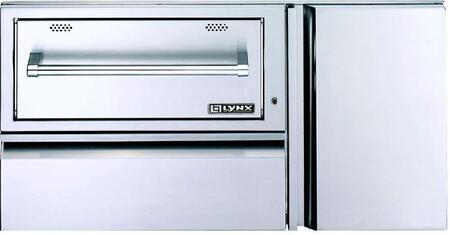 "Lynx L42CC 40.25"" Electric Outdoor Warming Drawer"