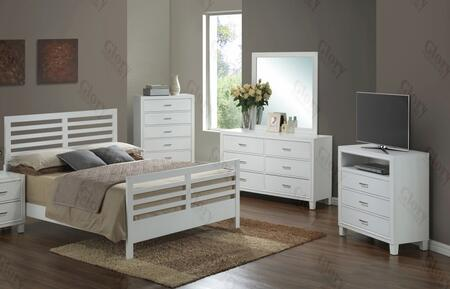Glory Furniture G1275CTB2DMTV G1275 Twin Bedroom Sets
