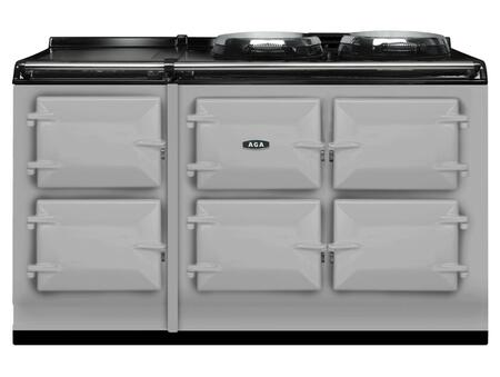 AGA ATC5PAS Total Control Series Slide-in Electric Range with  in Pearl Ashes