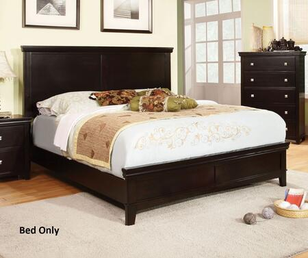 Furniture of America CM7113EXEKBED Spruce Series  Eastern King Size Bed
