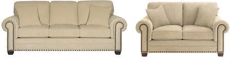Bassett Furniture 3995FCFC1220SL Riverton Living Room Sets
