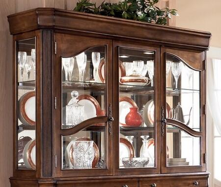 Signature Design by Ashley D52781  Hutch with 2 Shelves