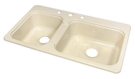 Lyons DKS02C35 Kitchen Sink