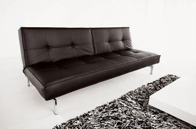 Innovation 94741010C Splitback Deluxe Sofa With Stainless Steel Legs