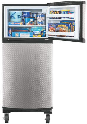 Whirlpool GARF19XXVK  Refrigerator with 19 cu. ft. Capacity in Stainless Steel
