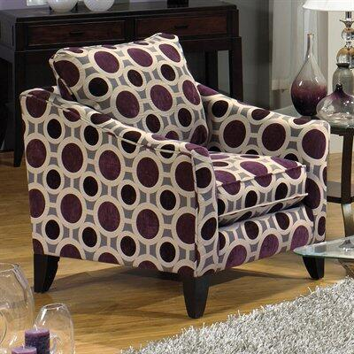 Jackson Furniture 70227Port Armchair Fabric Accent Chair