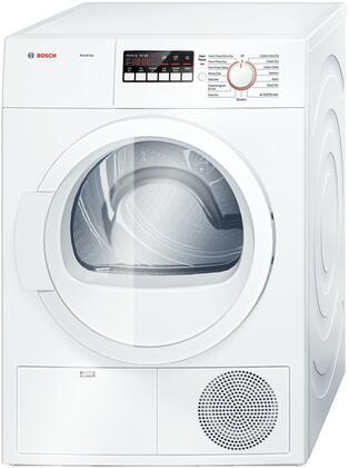 "Bosch WTB86200UC 24"" Ascenta Series 4 cu. ft. Electric Dryer, in White"