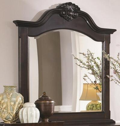 Coaster 203194 Cambridge Series Rectangular Portrait Dresser Mirror