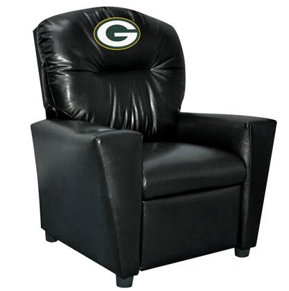 Imperial International 109-10 NFL Themed Tween Faux Leather Recliner