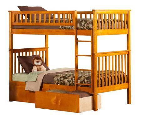 Atlantic Furniture AB56147  Bunk Bed