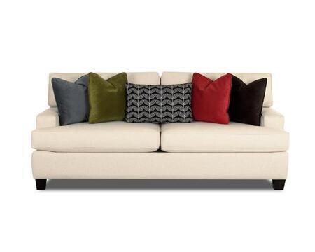 Klaussner K6600S Hero Series Stationary Fabric Sofa