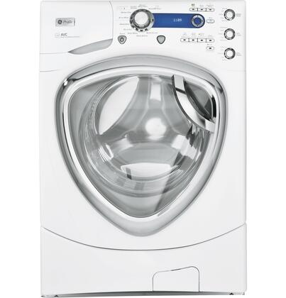 GE Profile PFWS4600LWW Profile Series Front Load Washer