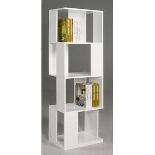 Chintaly HANABKSHana Series  4 Shelves Bookcase
