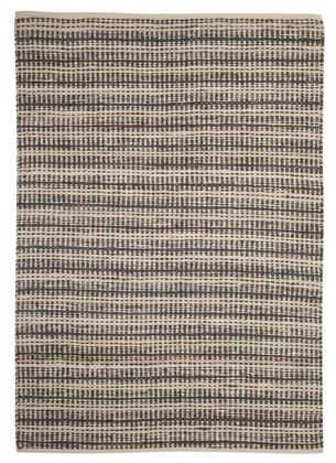Signature Design by Ashley Chesney R25700X Hand Woven Rug with 100% Jute Material and Backed with Cotton Canvas in Tan and Grey