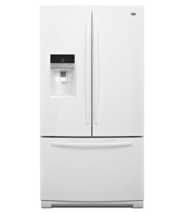 Maytag MFT2672AEW  French Door Refrigerator with 26.1 cu. ft. Capacity in Other