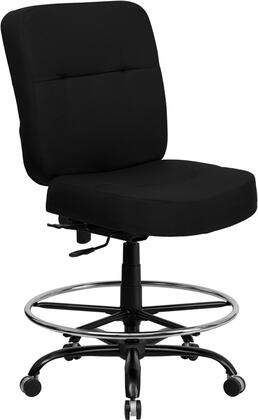 "Flash Furniture WL735SYGBKDGG 28.5"" Contemporary Office Chair"