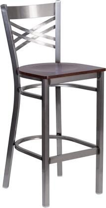 Flash Furniture XU6F8BCLRBARWALWGG Hercules Series Commercial Not Upholstered Bar Stool