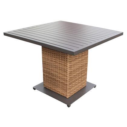 LAGUNA SQUARE TABLE