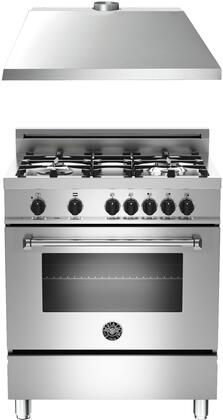 Bertazzoni 663487 Master Kitchen Appliance Packages