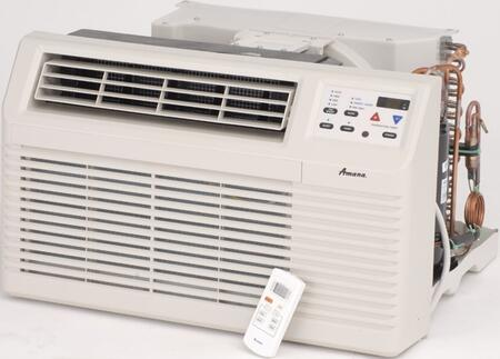 Amana PBH093G35CB PTAC Air Conditioner 400 sq. ft. Cooling Area, Adjustable Air Direction