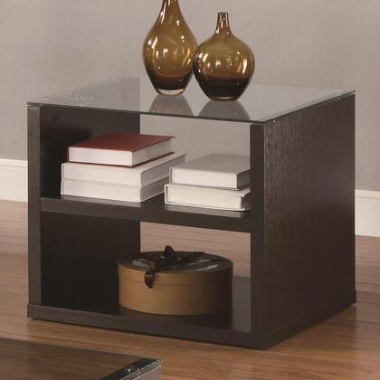 Coaster 701877 701870 Series Contemporary Rectangular End Table