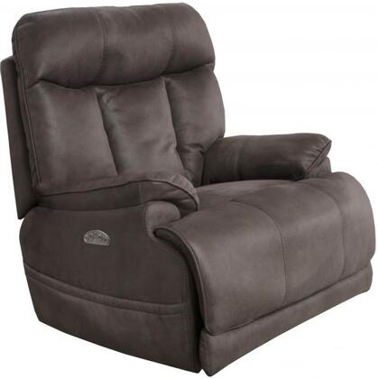 Catnapper 645627115318125318 Amos Series Suede Metal Frame  Recliners