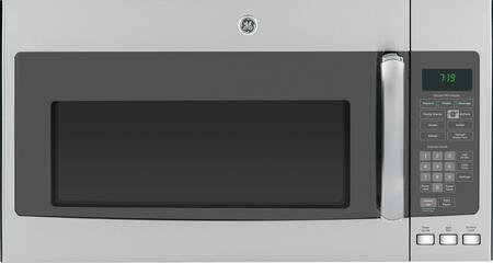 GE JNM7196SFSS 1.9 cu. ft. Over the Range Microwave Oven with 300 CFM, 1000 Cooking Watts, in Stainless Steel