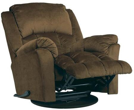 Catnapper 45165183129 gibson series contemporary suede for Catnapper gibson chaise recliner