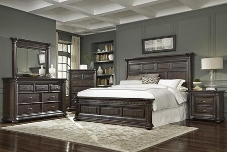 Samuel Lawrence 8920707140BDMN Grand Manor King Bedroom Sets
